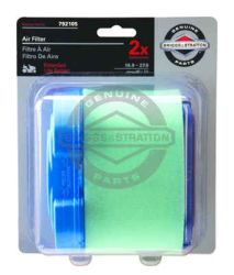 Briggs & Stratton Air Filters Part No. 5405K