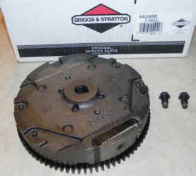 Briggs Stratton Flywheel Part No. 592888
