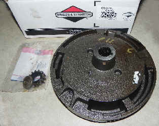 Briggs Stratton Flywheel Part No. 698281
