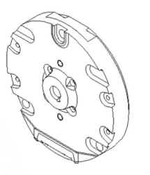 Briggs Stratton Flywheel Part No. 798821