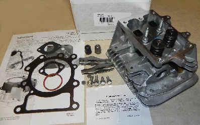 Briggs Stratton Cylinder Head Part No. 591750