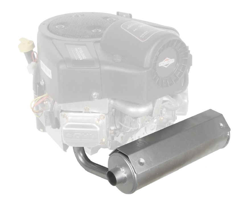 Small Engine Exhaust Parts : Search for briggs mufflers