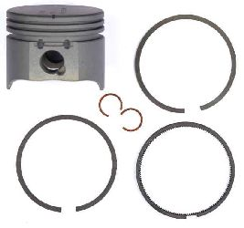 Briggs Stratton Piston Part No. 499907