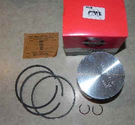Briggs Stratton Piston Part No. 697069