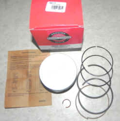 Briggs Stratton Piston Part No. 792117