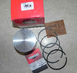 Briggs Stratton Piston Part No. 792361