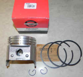 Briggs Stratton Piston Part No. 792367