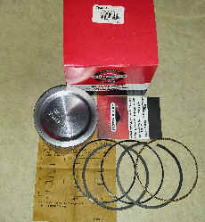 Briggs Stratton Piston Part No. 793318