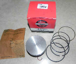 Briggs Stratton Piston Part No. 793647 FKA 499588