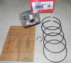 Briggs Stratton Piston Part No. 793648