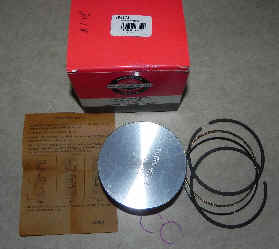 Briggs Stratton Piston Part No. 594539 FKA 796172
