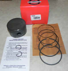 Briggs Stratton Piston Part No. 799063 fka 795429