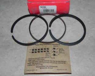 Briggs & Stratton RING SET Part Number 792362