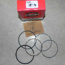 Briggs & Stratton RING SET Part Number 843806