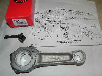 Briggs Stratton Connecting Rod Part No. 490348