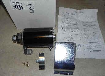 Briggs & Stratton Electric Starter Part No. 396306