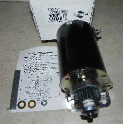 Briggs & Stratton Electric Starter Part No 795121 FKA 499521