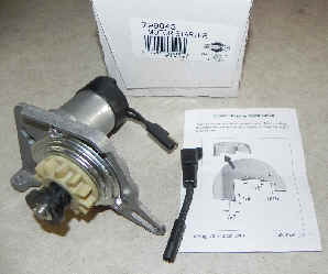 Briggs & Stratton Electric Starter Part No. 799045