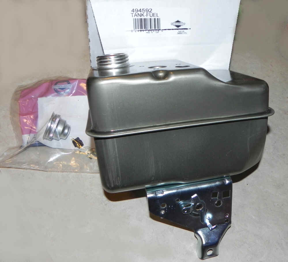 Briggs stratton fuel tank part no 494592