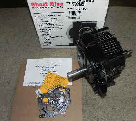 Briggs & Stratton Short Block - Part No. 799985
