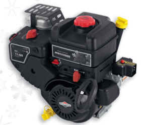 Briggs & Stratton Snow Engine 15C114-0137 1150 Series