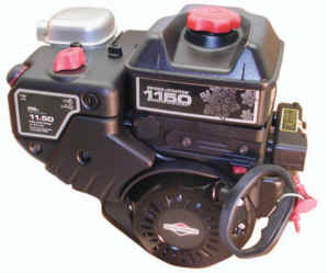 Briggs & Stratton Snow Engine 21M214-0139 1550 Series
