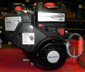 Briggs & Stratton 20M314-1480-E2 14.50 Torque Snow Engine