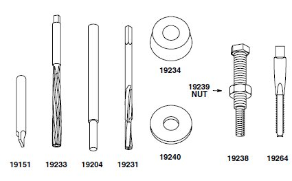 19232 Valve Guide Repair Kit