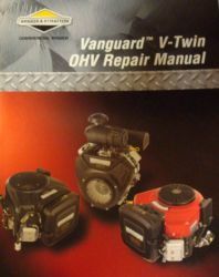Briggs Repair Manual Part No 272144