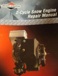 Briggs Repair Manual Part No 276535