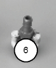 691764 Hose Connector