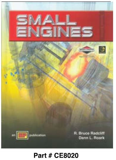 CE8020 Small Engines Textbook