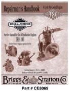CE8069 Antique Repair Manual
