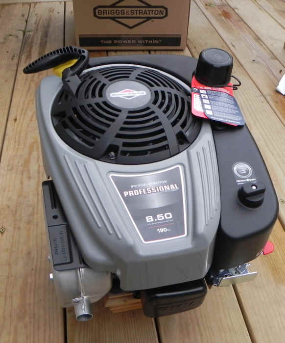 121q02 briggs & stratton vertical shaft small engines  at virtualis.co