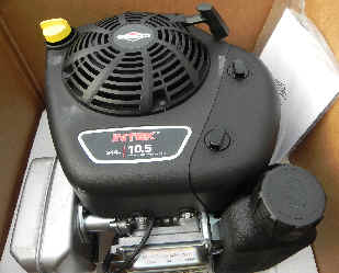 Briggs & Stratton  21R707-0079-F1 10.5 HP Intek OHV