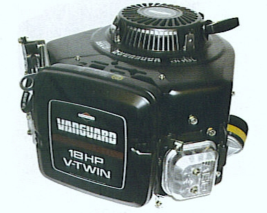 Briggs & Stratton 356776-0006 18 HP Vanguard Series OHV