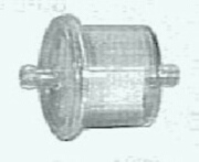 In-Line Fuel Filter 07-160