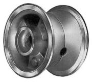 Rear Wheel & Hub Assembly 72-807