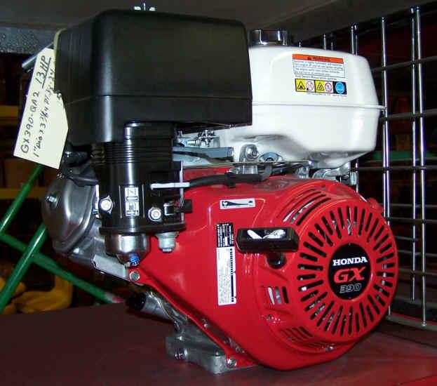 Honda GX390-QA2 13 HP
