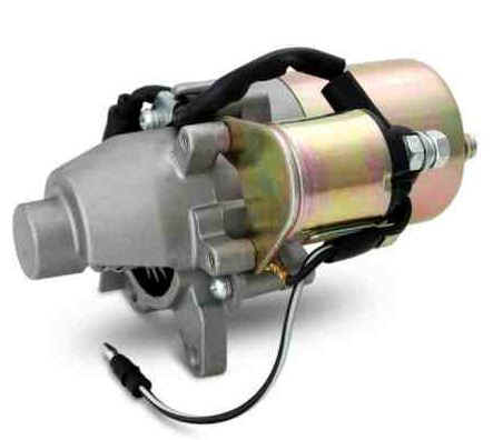 Honda electric starter for gx160 part no 33 741 for Small electric motor parts