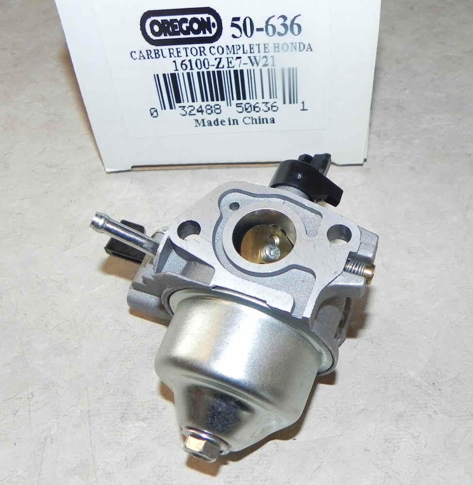 Honda Carburetor Part No. 50-636