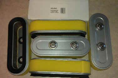 Honda Air Filter 30-843 Shop Pack