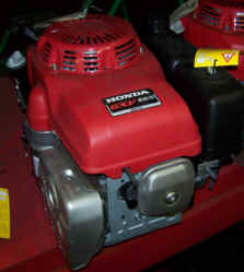 Honda GXV390-DA 10.2 HP