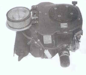 Kohler CV680-3049 23 HP FKA PA-75513 MAGIC CIRCLE - DIXIE CHOPPER