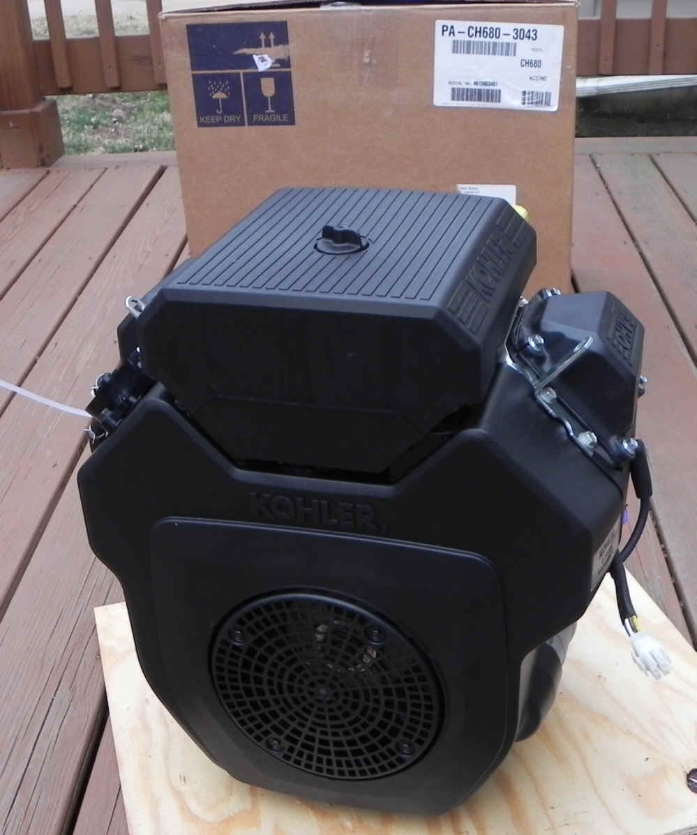 Kohler CH680-3043 E3 Miller Electric