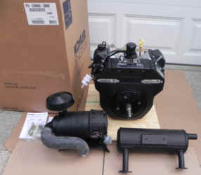 Kohler CH682-3013 22.5 HP Command Twin Cylinder Moridge ZTR