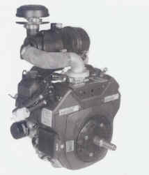Kohler CH740-0045 27 HP Command Series Twin Cylinder