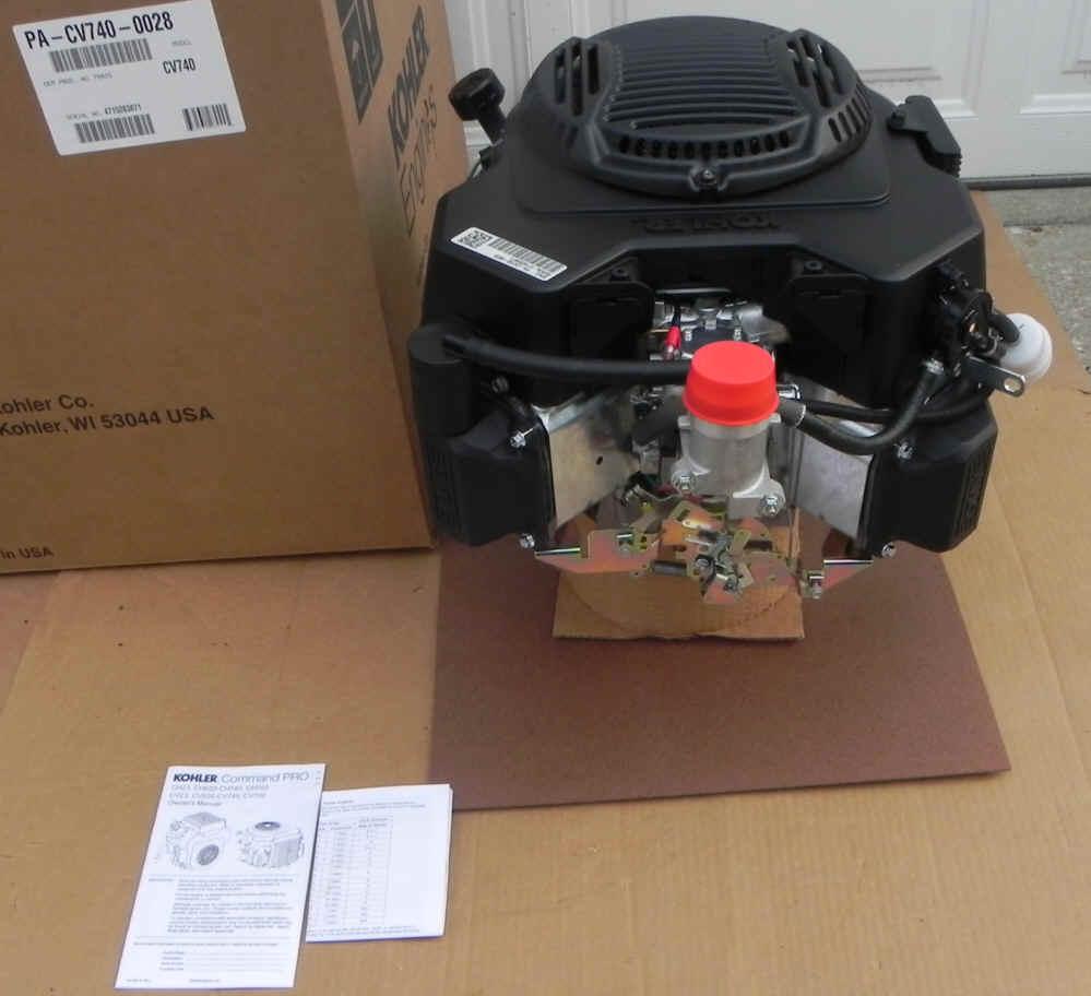 CV7400028 25 HP EXCEL SUPER Z1 ZTR – Kohler Cv740 Engine Diagram