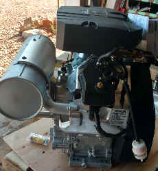 Kohler CH1000-3001 37 HP Command Pro