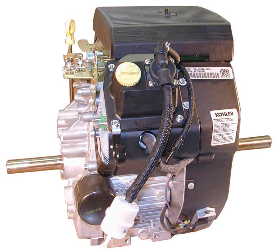 kohler horizontal shaft small engines kohler ch680 3081 22 5 hp command pro john deere